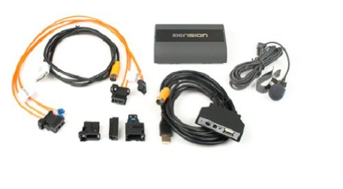 DENSION GATEWAY 500S BT GW52MO2 (iPhone + iPod + USB + AUX + Bluetooth) for  Audi, BMW, Mercedes and Porsche with MOST bus (Dual FOT)