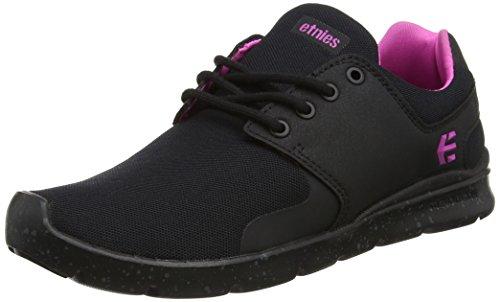 Etnies Womens Scout XT W's Skateboarding Shoe,Black (Black/Pink - 963),6.5 UK (40 EU)