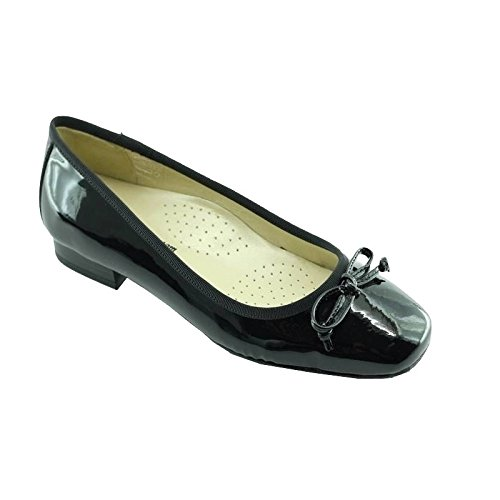 Ballerine Nero Hostess Squirel V-Nero T-41,5