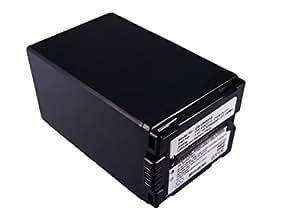 Batterie pour Panasonic NV-GS27, 7.4V, 3700mAh, Li-ion