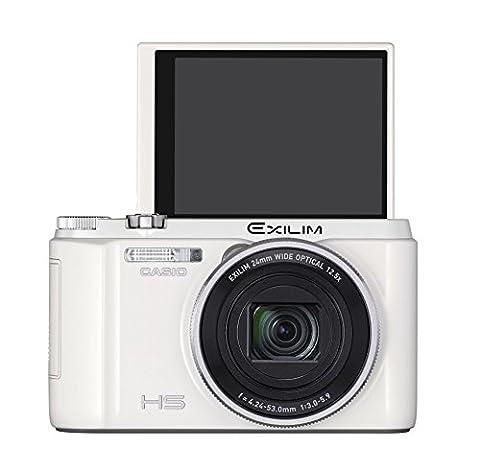 Casio High Speed Digital Camera Exilim : EX-ZR1300WE