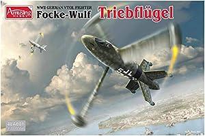 Rye Field Amusing Hobby AH48A001 1/48 FOCKE-Wulf TRIEBFLÜGEL, Multicolor