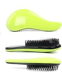 Asin Comb Magic Handle Tangle Shower Cepillo para el Cabello Peine Salon Styling Tamer Tool