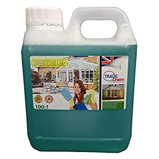 Conservatory Cleaner + PVC Cleaner and Restorer - Trade CHEM (1L)