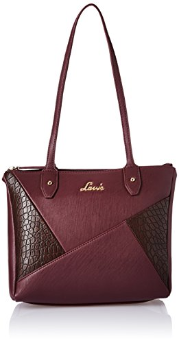 Lavie Rubber Women\'s Handbag (Maroon)