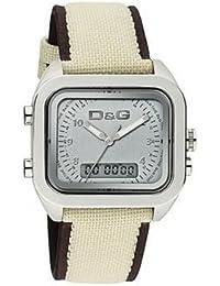 D&G Dolce&Gabbana Herren-Armbanduhr DW0298