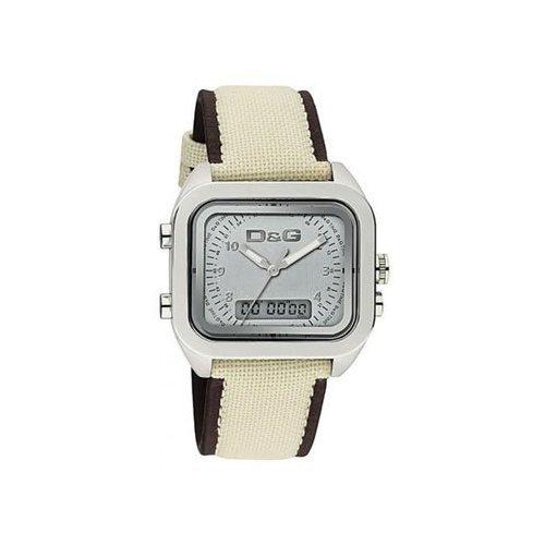 Dolce & Gabbana - DW0298 - Montre Homme - Analogique - Digital - Bracelet Tissu