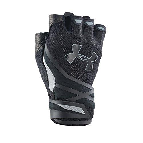 Under-Armour-Mens-UA-Resistor-Half-Finger-Gloves-Black001-Large