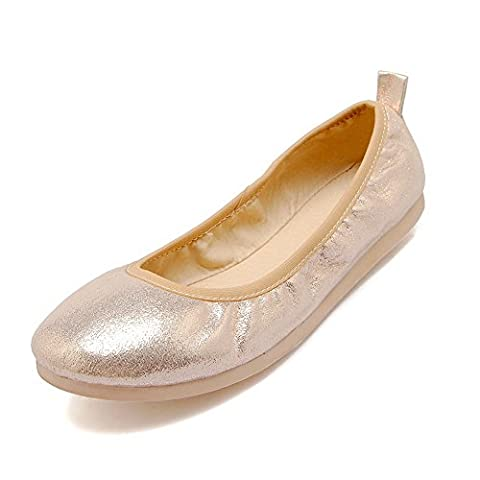 BalaMasa , Ballet femme - or - doré,
