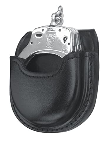 Gould & Goodrich H85Cl Open Handcuff Case Place On Belt Up To 2-1/4-Inch (Hi-Gloss)