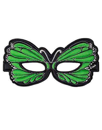 Douglas Dreamy dress-ups 50756-Verde Máscara de mariposa (Talla única)