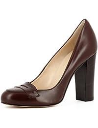 Evita Shoes Cristina Damen Pumps Glattleder
