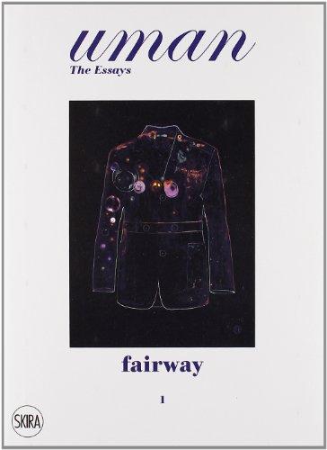 Fairway: The Golf Jacket. Uman. The Essays 1 Serie Textile Jacket