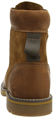 Timberland Larchmont 6in Boot B, Bottes Classiques Homme Marron (Medium Brown)