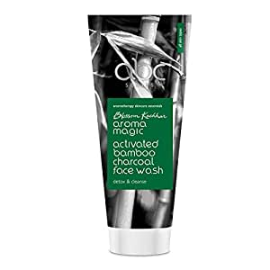 Aroma Magic Face Wash 100 ml (Charcoal)