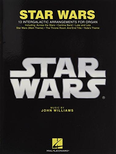 STAR WARS FOR ORGAN por JOHN WILLIAMS