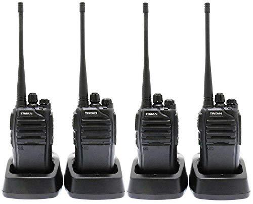 Tritan Connect Quad Pack Uhf Funkgerät Radios... -