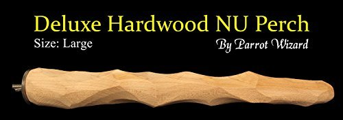 Deluxe Hardwood NU Perch - Large by NU Perch