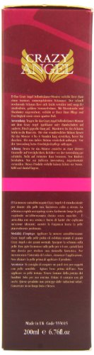 Angelo dorato Delight mousse pazzo autoabbronzante per pelle bruciata dal sole, media brillantezza, 200ml