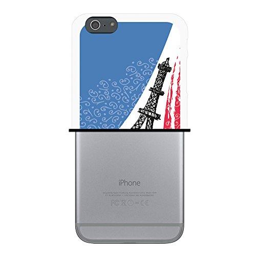 WoowCase Hülle Case für { iPhone 6 Plus 6S Plus } Handy Cover Schutzhülle Zuckeriges Skelett mit Make-up Housse Gel iPhone 6 Plus | 6S Plus Transparent D0416