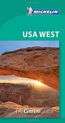 USA West - Michelin Green Guide: The Green Guide (Michelin Tourist Guides) por Michelin