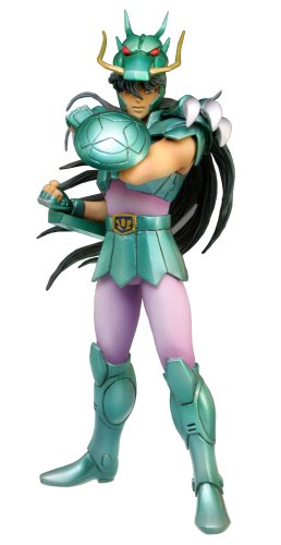Super Figure Saint Seiya Gold Zodiac Hen Dragon Shiryu (japan import)