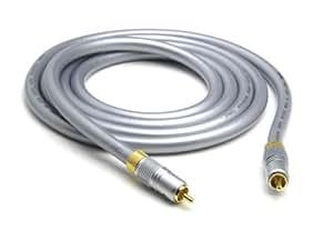 G&BL HEPOOD2 Câble 2 m Argent