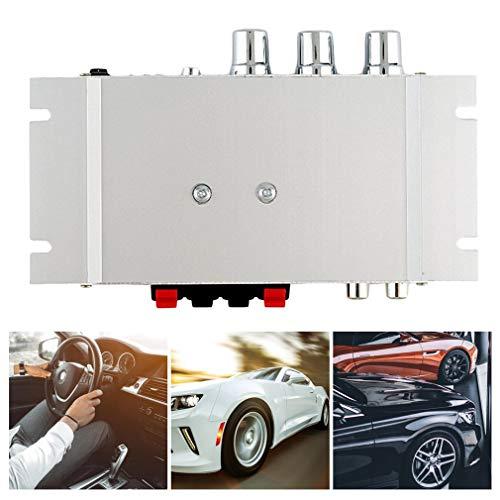 Prim345ownin Auto-Mini-MP3-Hi-Fi-Audio-Verstärker (12 V, 2 Std, UKW)