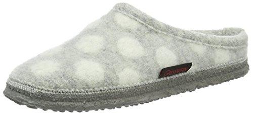 GiessweinNeuhof - Pantofole Donna , beige (Beige (038 zinn)), 35 EU