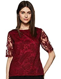 Miss Olive Women's Slim fit Top