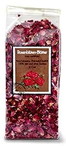 Rosenblüten-Blätter - 500ml Premium-Qualität, sortenrein und 100% Zusatzfrei - herrliche Farbe und Duft