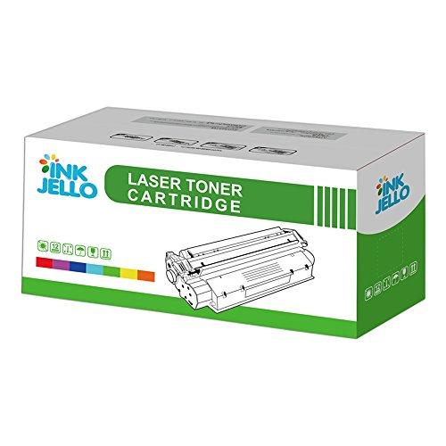 InkJello kompatibel Toner Patrone Ersatz für HP Laserjet 2300 2300d 2300dn 2300dtn 2300L 2300n Q2610A (Schwarz)