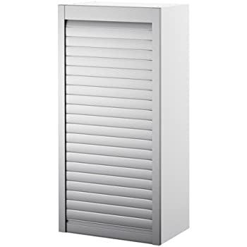 Ikea Avsikt Rouleau Devant Armoire Blanc Aluminium