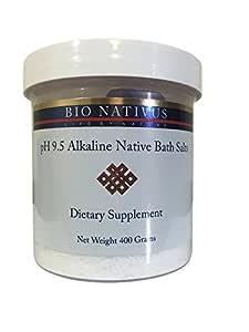 Bio Nativus Ph 9.5 Alkaline Native Bath Salts From Great Salt Lake