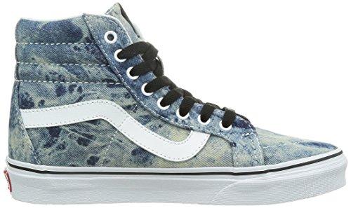 Vans  SK 8 Hi, Chaussures de Gymnastique mixte adulte Bleu - Blu (Bleu)