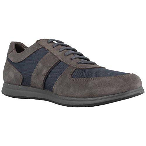Scarpe uomo, colore Grigio , marca STONEFLY, modello Scarpe Uomo STONEFLY WALKY 8 Grigio Asphalt - Blu Navy