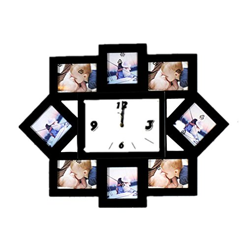 Creativo della parete orologi orologi decorativi orologio orologi di stile decorazione soggiorno creativo , (Elettronico Digitale Scala In Vetro)