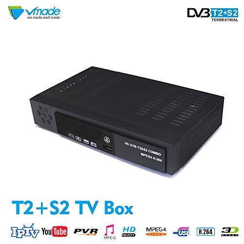 Vmade Full HD Combo DVB-S/S2, DV...