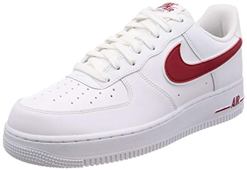 premium selection 3f64d 630af Nike Air Force 1  07 3, Zapatillas de Baloncesto para Hombre, (White