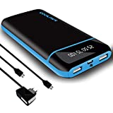 Coolnut CMPBAND-53-AD 20000mAH Lithium Ion Power Bank (Black)