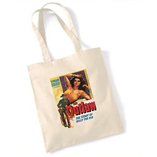 Jane Russell The Outlaw l'Histoire de Billy le Kid Sac fourre-tout