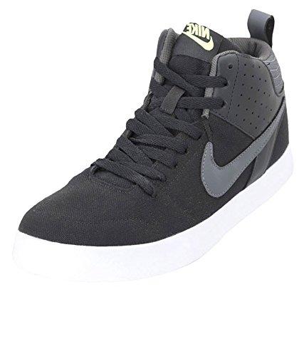 7eeb678e878 Nike 669594-014 Men S Liteforce Iii Mid Black And Dark ...