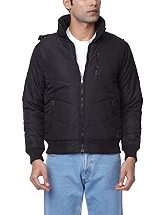 Duke Men's Jacket (Black) (8903980816901)