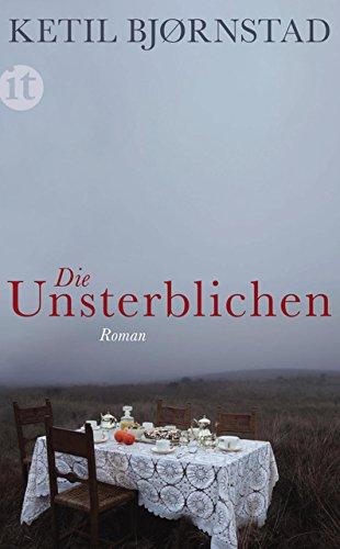 Buchseite und Rezensionen zu 'Die Unsterblichen: Roman (insel taschenbuch)' von Ketil Bjørnstad