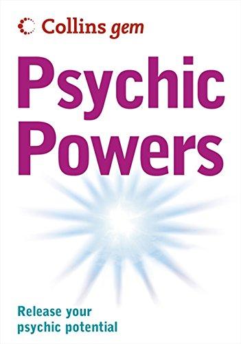 Psychic Powers (Collins Gem) por Carolyn Boyes
