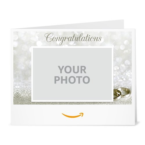 Wedding Gift Card Amazon : ... Rings - Printable Amazon.co.uk Gift Voucher: Amazon.co.uk: Gift Cards