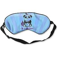 I'm A Panda 99% Eyeshade Blinders Sleeping Eye Patch Eye Mask Blindfold For Travel Insomnia Meditation preisvergleich bei billige-tabletten.eu