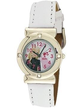 Barbie Mädchen-Armbanduhr Analog