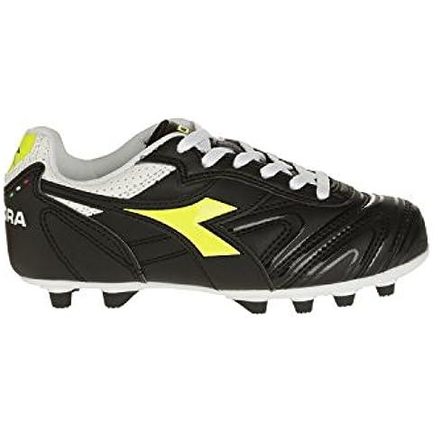 Diadora - Diadora Zapatos de Fútbol Italica Niño MD PU JR