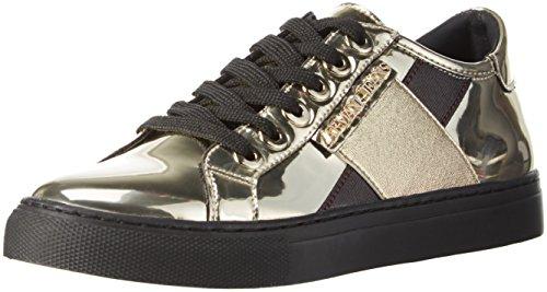 armani-jeans-9251156a514-sneakers-basses-femme-orange-orange-oro-00161-39